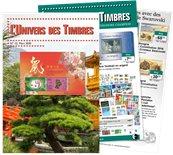 L'Univers des Timbres no 121