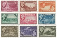 Surinam 1945 - NVPH 220/28 - neuf
