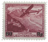 Liechtenstein 1935 - Michel 148 - Postfrisk