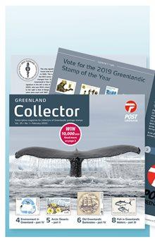 Greenland Collector no. 1