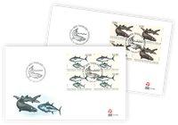 Fisk i Grønland III - FDC/4