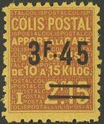 France - Colis postaux YT 148 - Neuf avec charnières
