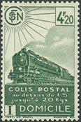 France - Colis postaux YT 185 - Neuf avec charnières