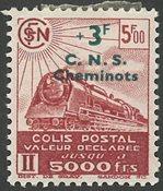 France - Colis postaux YT 195 - Neuf avec charnières