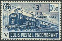 France - Colis postaux YT 199 - Neuf avec charnières