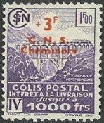 France - Colis postaux YT 198 - Neuf avec charnières
