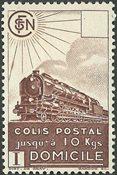France - Colis postaux YT 174 - Neuf avec charnières