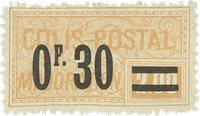 France - Colis postaux YT 35 - Neuf avec charnières