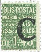 France - Colis postaux YT 113 - Neuf avec charnières