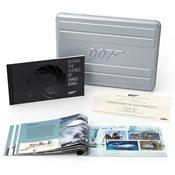 Engeland - James Bond - Boekje limited edition in tinnen doosje