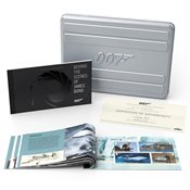 England - James Bond - Flot prestigehæfte limited edition i metalboks