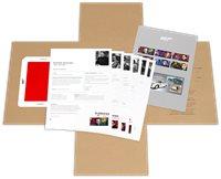 Engeland - James Bond - Folder met geheimen, postfrisse serie en souvenirvelletje