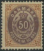 Danmark - AFA 30y postfrisk