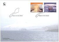 Norge - Jan Mayen - Førstedagskuvert