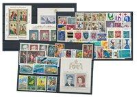 Liechtenstein 1962-1992 - Postfrisk (MICHEL værdi EUR 100)