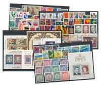 Liechtenstein 1962-1992 - Postfrisk (MICHEL værdi EUR 200)