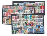 Norge 1960-2000 - Postfrisk (MICHEL værdi EUR 200)