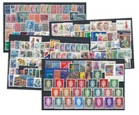 Norge 1960-2000 - Postfrisk (MICHEL værdi EUR 300)