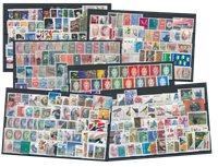 Norge 1960-2000 - Postfrisk (MICHEL værdi EUR 400)