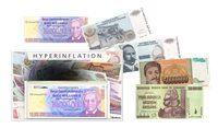 Millionaire Club - Hyperinflation - 5 banknotes