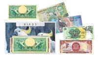 Lintuja II - Viisi seteliä