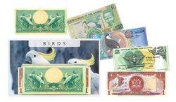 Fugle II - 5 pengesedler