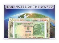 Seteleitä koko maailmasta - 50 seteliä