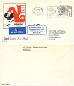 Hong Kong 1961 - Michel 186 - Oblitéré