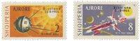 Albanie 1964 - Michel 857/858 - Neuf
