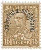 Albanie 1928 - Michel 192 - Neuf