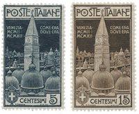 Italien 1912 - Sassone 97/98 - Postfrisk