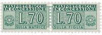 Italie 1966 - Sassone 8 - Neuf