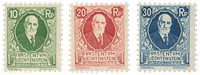 Liechtenstein 1925 - Michel 72/74 - Postfrisk