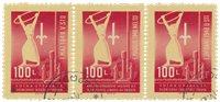 Italien 1948 - Sassone 1/3 - Stemplet