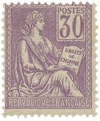 France 1900/1901 - YT 115 - Neuf