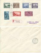 Italien 1944 - Michel 6/12 - Stemplet