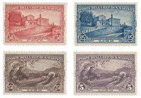 Saint Marin 1928 - Michel 141/144 - Neuf avec charnières