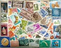 Roumanie - 1070 timmbres obl. différents