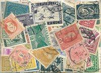 Østrig - 220 forskellige stemplede frimærker