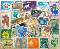 Rumænien - 275 forskellige stemplede frimærker