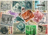 Espagne - 210 timbres obl. différents