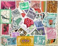 DDR - 280 verschillende gestempelde postzegels