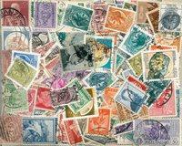 Italia - 380 sellos diferentes cancelados