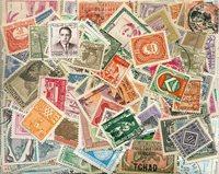 Colonies françaises - 300 timbres obl. différents