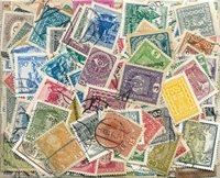 Autriche - 350 timbres obl. différents