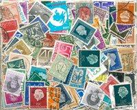 Holland - 395 forskellige stemplede frimærker
