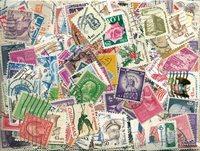 Etats-Unis - 590 timbres obl. différents