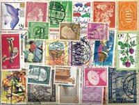 Alemania - 740 sellos diferentes cancelados