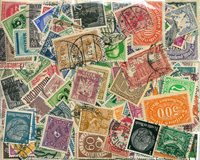 Germany - 500 different stamps