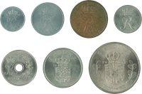 Møntsæt Danmark 1972